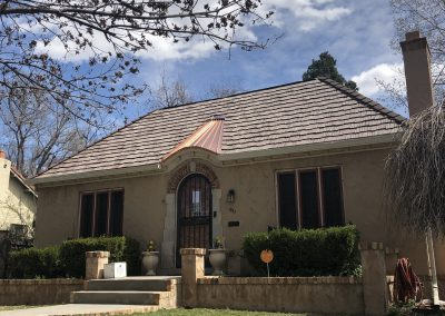 tile roofing in denver by Wilson Brothers Roofing